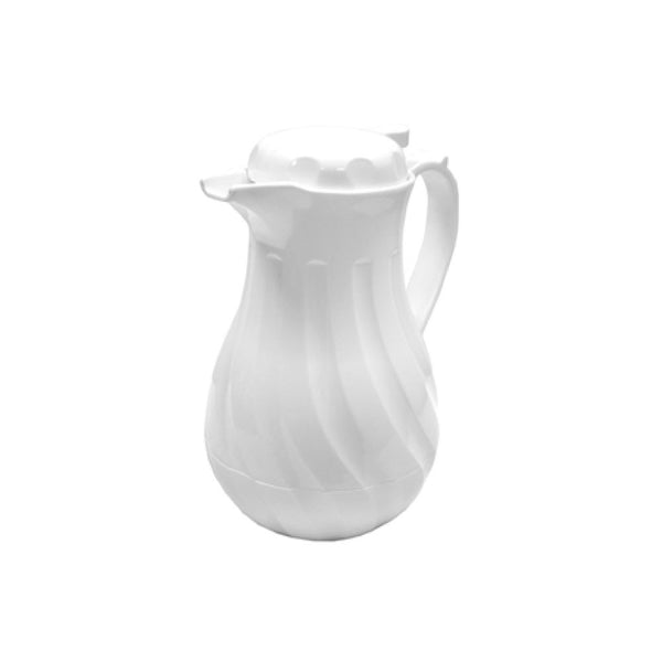 Sunnex White Beverage Server 1.1 Litre