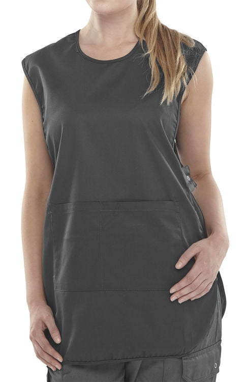 Tabard Black Front Pouch {All Sizes}