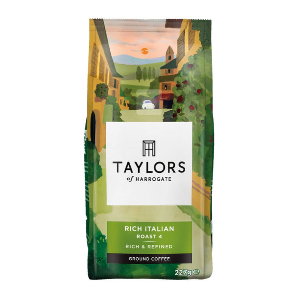 Taylors of Harrogate Rich Italian 227g
