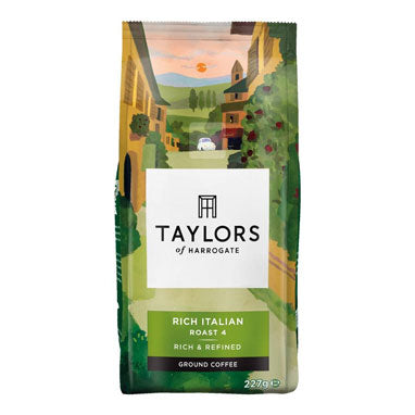 Taylors of Harrogate Rich Italian 6 x 227g {Full Case}