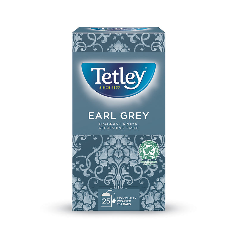 Tetley Earl Grey Enveloped 25