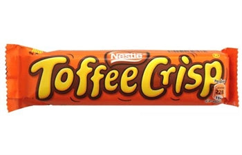 Toffee Crisp Pack 36's {Brown Box Range}