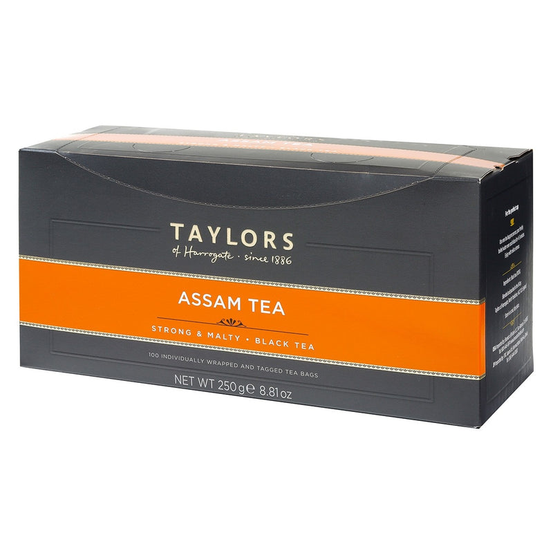 Taylors of Harrogate Wrapped Assam Enveloped Tea Pack 100's