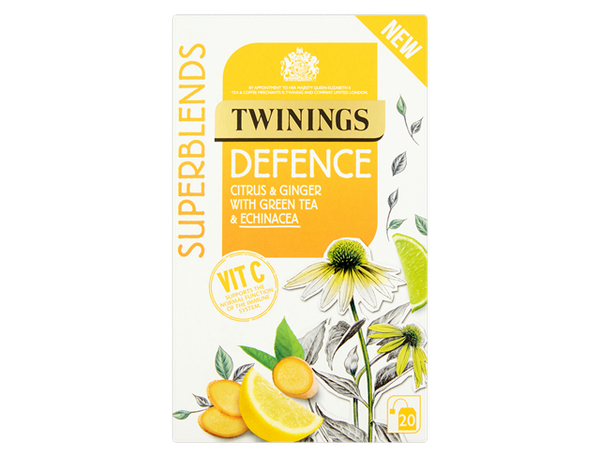 Twinings Super Blends Defence Envelopes 20's