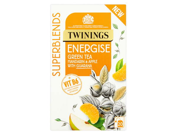 Twinings Super Blends Energise Envelopes 20's