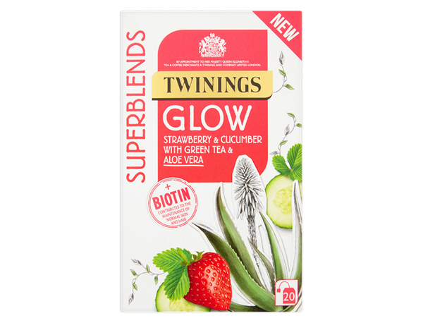 Twinings Super Blends Glow Envelopes 20's