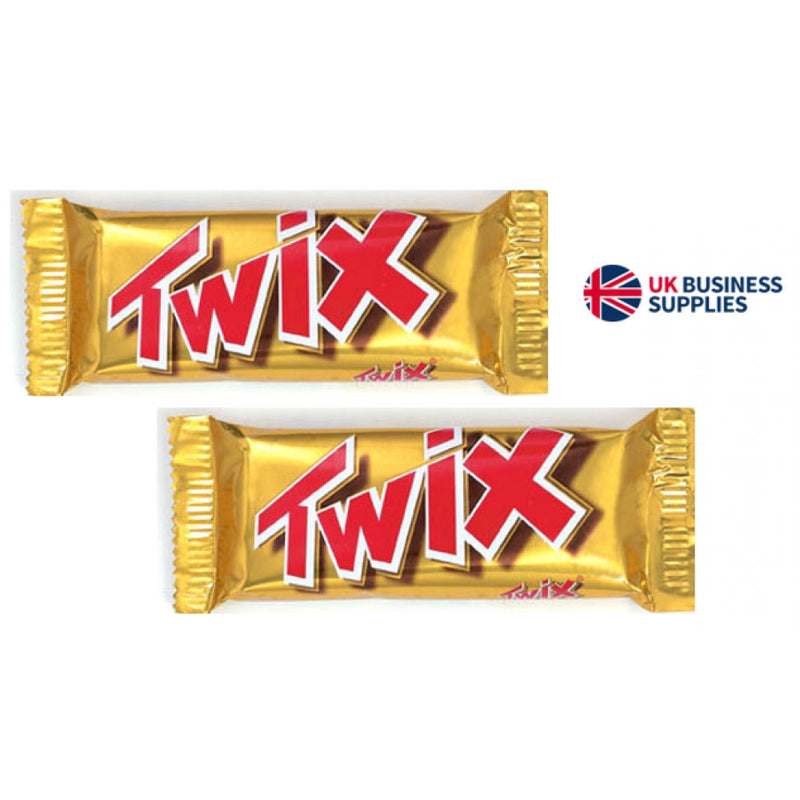 Twix Twin Biscuit Fingers (32 Packs)