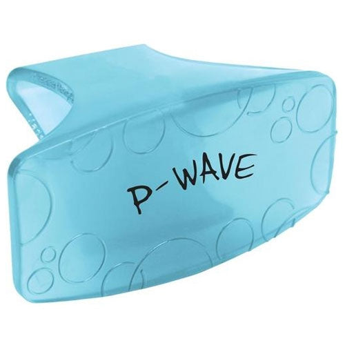 P-Wave Bowl or Rim Clip Deodoriser Supplies Proffessional Janitorial {Ocean Mist}