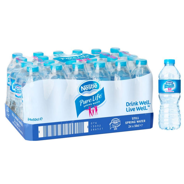 Nestle Pure Life Still Water 24 x 500ml