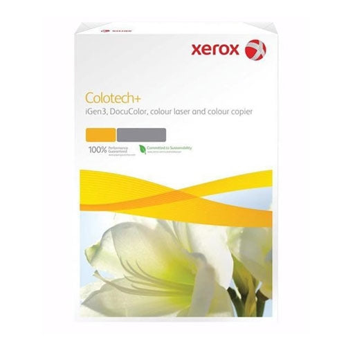 Xerox A4 250g White Colotech Paper 1 Ream (250 Sheets)