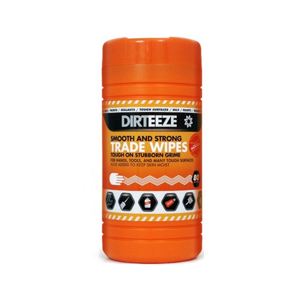 Dirteeze Smooth & Strong Trade Wipes 80's