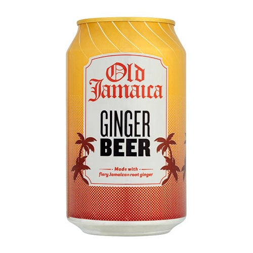 Old Jamaica Ginger Beer Cans 24x330ml