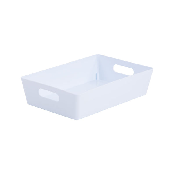 Wham White Rectangular Studio Basket 4.01 2 Litre