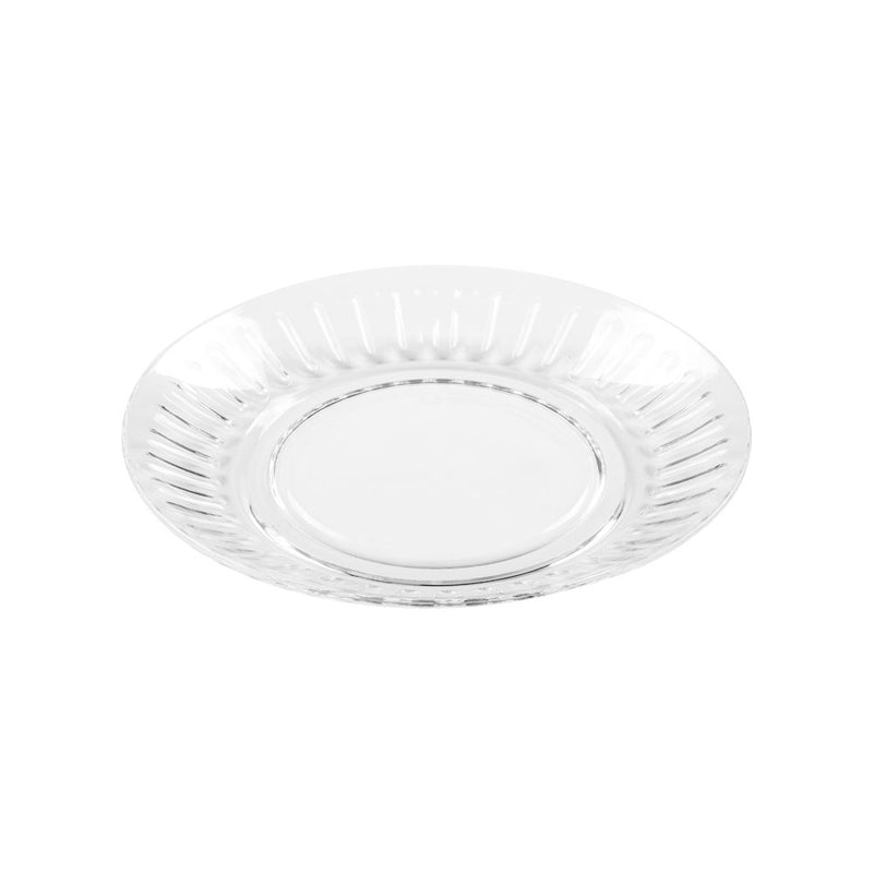 Wham Roma Clear 10inch Plate