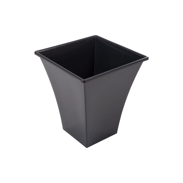 Wham Black Square Metallica Pot 23cm H307