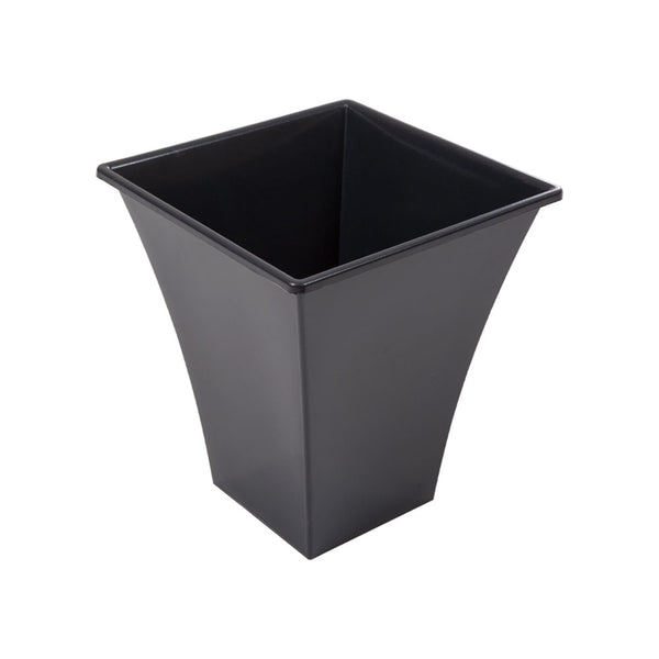Wham Black Square Metallica Pot 28cm H308