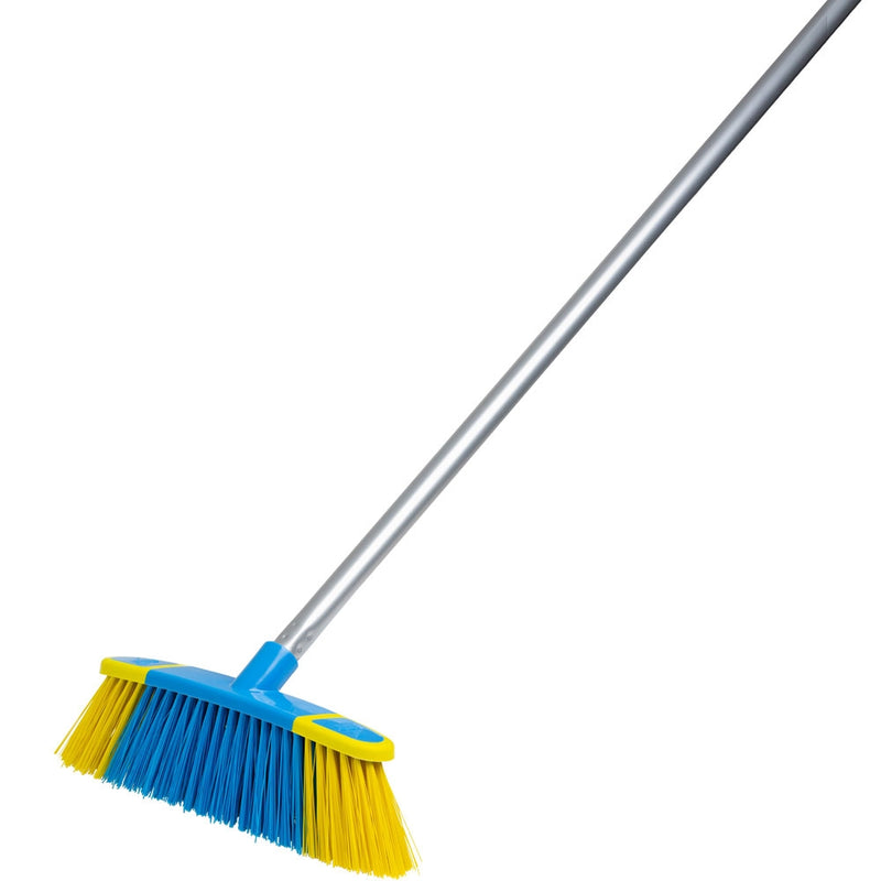 Flash Multi-Function Soft Broom With Fixed Handle