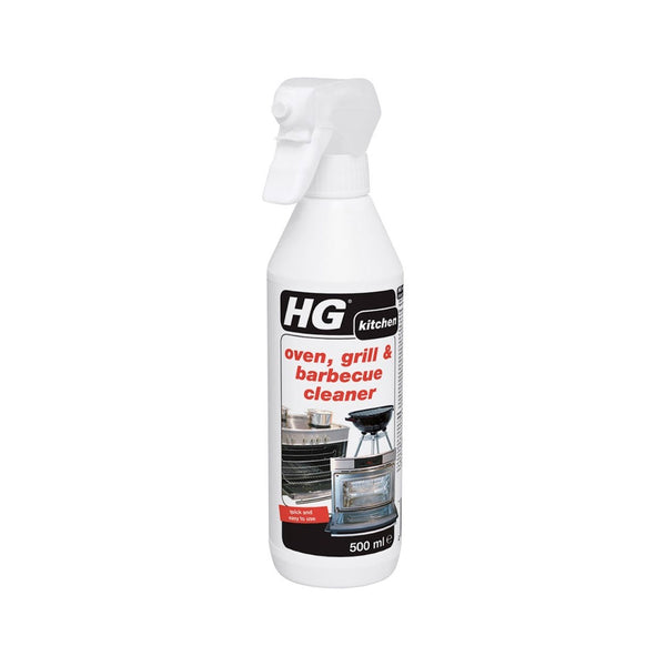 HG Kitchen Oven, Grill & Barbecue Cleaner 500ml