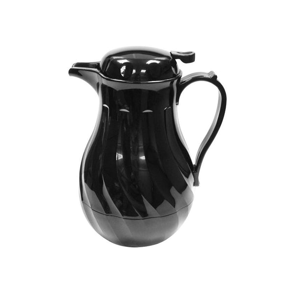 Sunnex Black Beverage Server 1.1 Litre