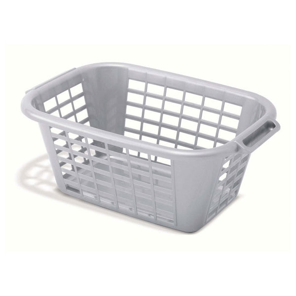Addis Metallic Laundry Basket 40 Litre