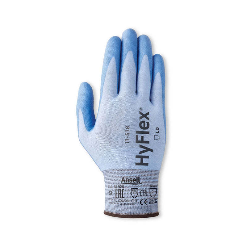 Ansell Hyflex 11-518 Medium Gloves