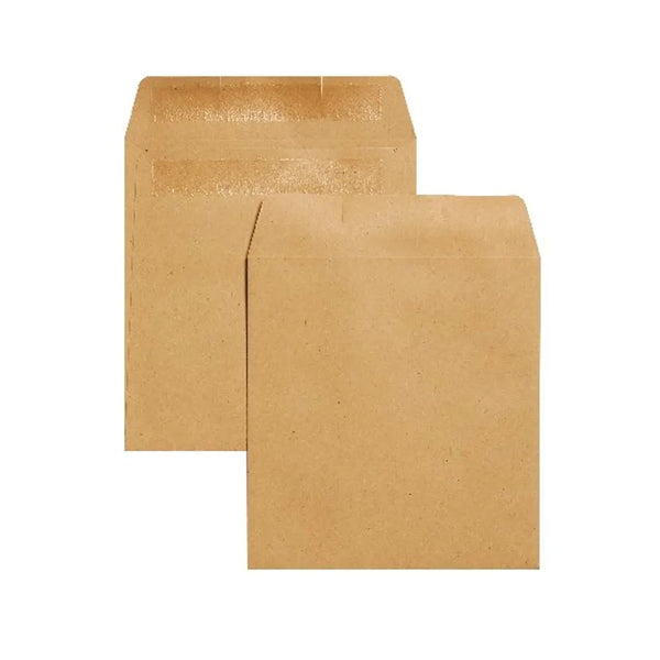 Plain Wage Envelopes 108x102mm 1000's