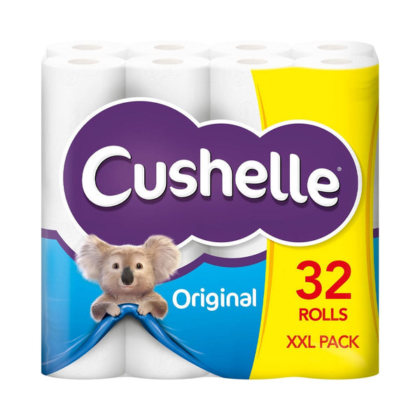 Cushelle Toilet Roll 32 Pack