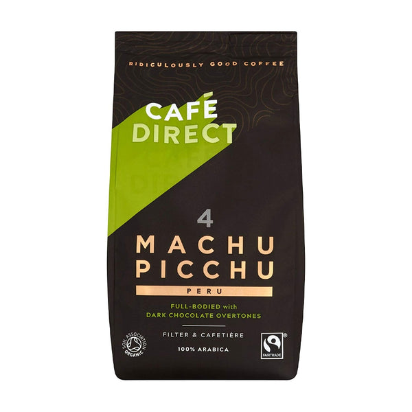 Cafe Direct Machu Picchu Peru Ground Coffee 227g