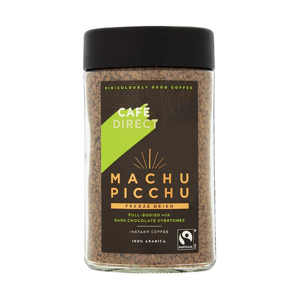 Cafe Direct Machu Picchu Freeze Dried Coffee 100g