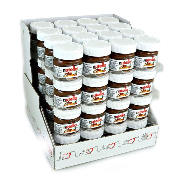 Nutella Jars 64x25g