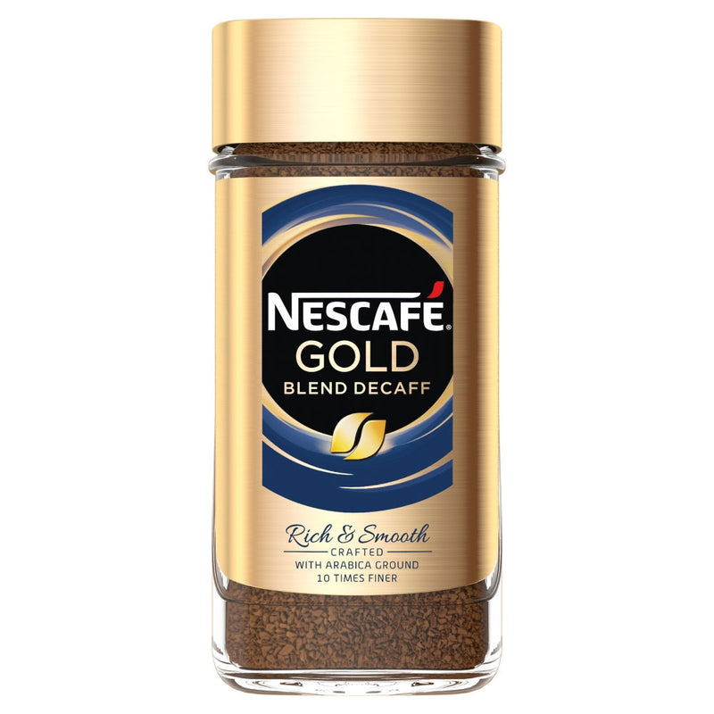 Gold Blend Decaf 200g Jar