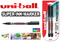 Uni-Ball PNA-125 Black Permanent Marker Pack 2's