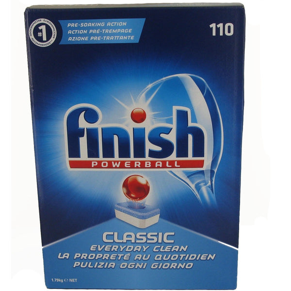 Finish Powerball Dishwasher Tablets 110's