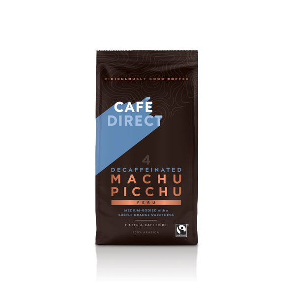 Cafe Direct Machu Picchu Decaf 227g