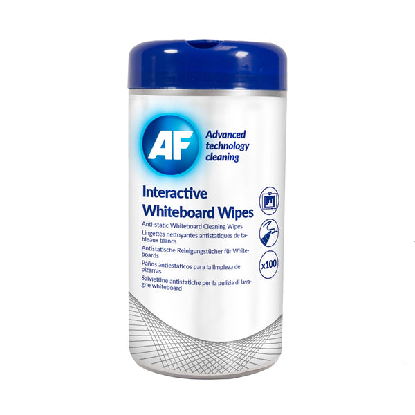 AF Interactive Whiteboard Wipes Pack 100's