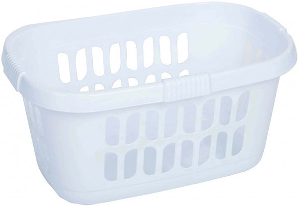 Wham Casa Hipster Ice White Laundry Basket