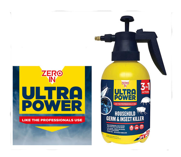 Zero-in Ultra Power Household Germ & Insect Killer 1.5 Litre