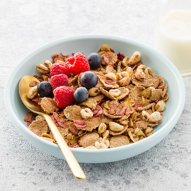 Flakes & Fibre Cereal