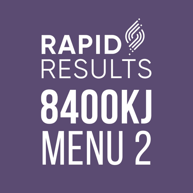 Rapid Results 8400kJ Menu 2