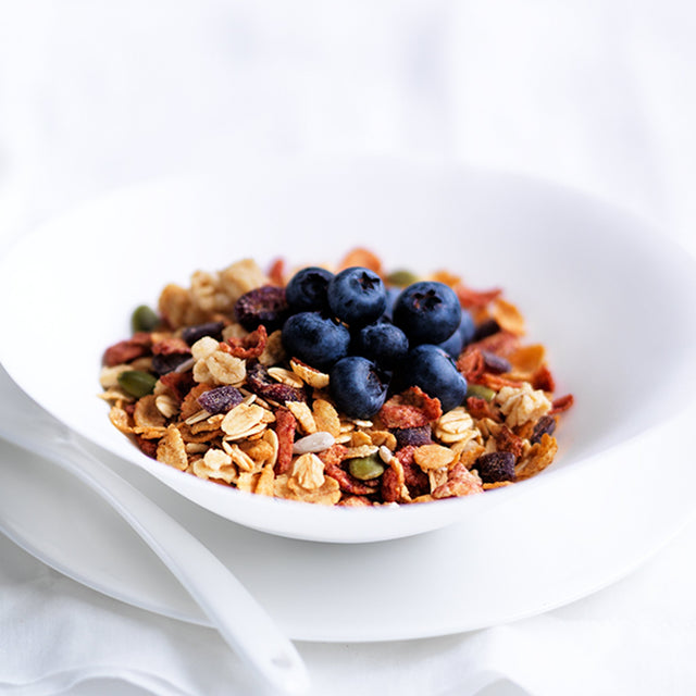 Toasted Berry Muesli
