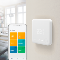 tado° Smart Thermostat App and Living