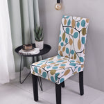 Magic Fit Elastic Decor Chair Slipcover|10 Colors
