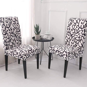Soft Spandex Elastic Chair Cover|18 Colors