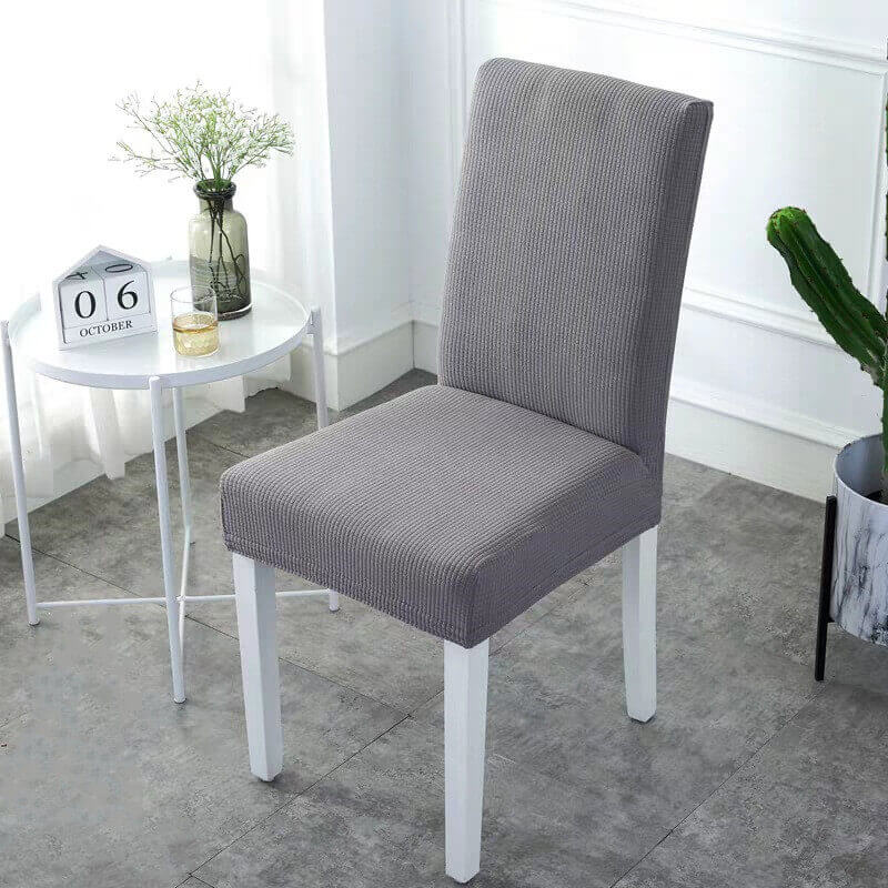 Waterproof Stretch Dining Room Chair Covers