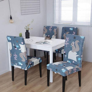 Stretc  Chair Covers for Dining Room|22 Colors