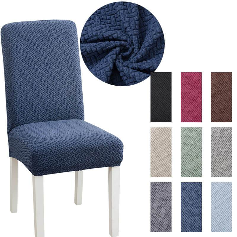Stretch Polar Fleece Dining Chair Covers