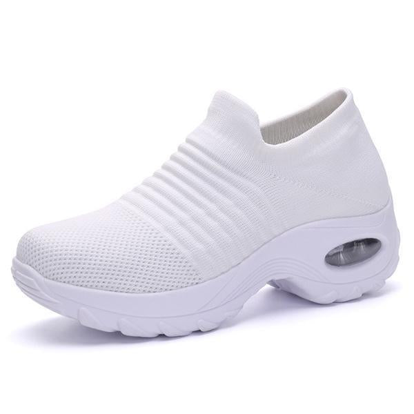 Super Soft stretchable Women's Walking Shoes