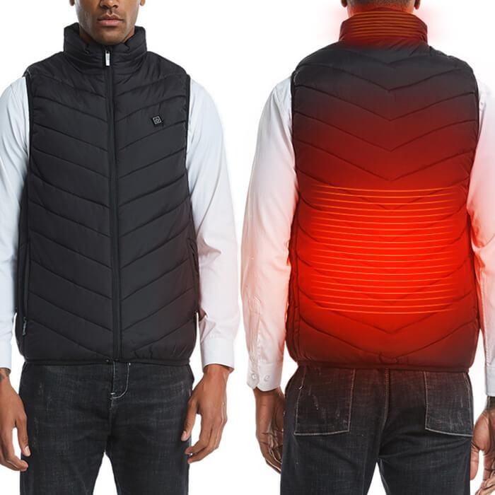 Unisex USB Electric Heated vest