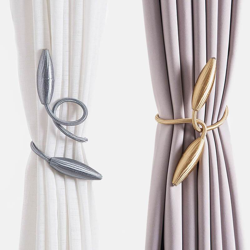 2/4 Pairs Arbitrary Shape Strong Curtain Tie backs