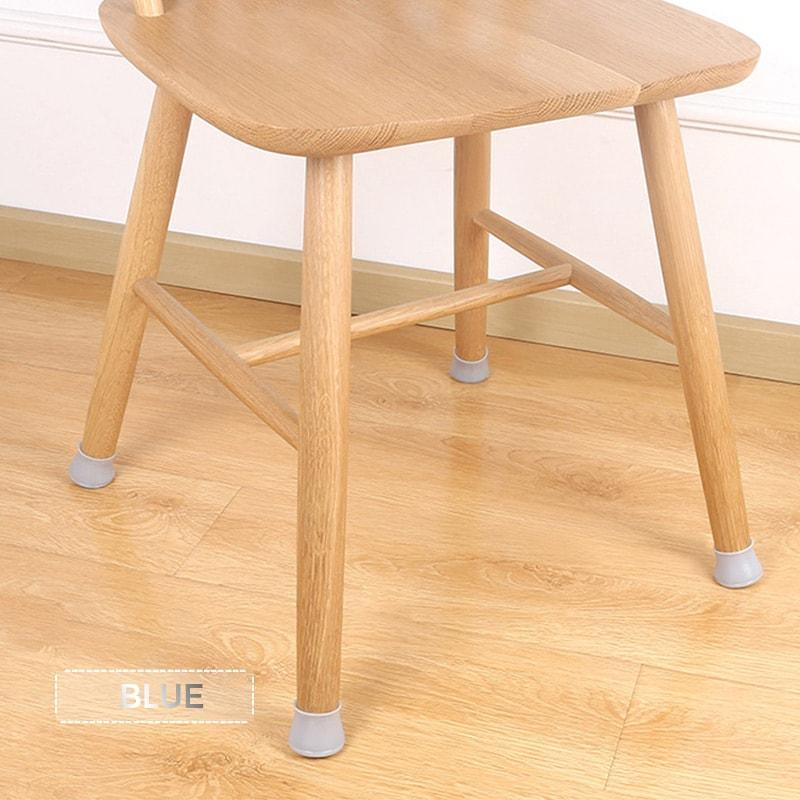 Non Slip &No Scratches Silicone chair leg covers